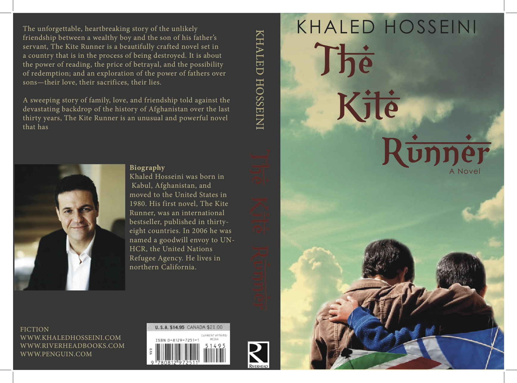 the kite runner role of fathers Get an answer for 'in the kite runner, how do the wifeless fathers respond to their sons' and find homework help for other the kite runner questions at enotes.